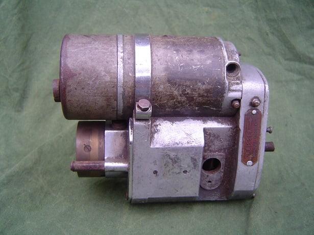 NOVI 1930's motorcycle magdyno M-1-M magneto dynamo Terrot ??