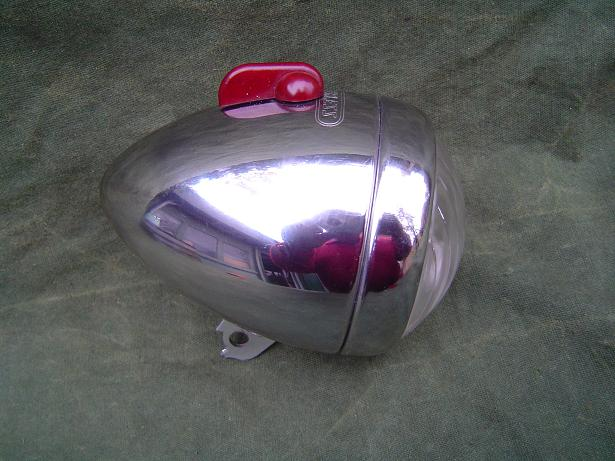 PEERLESS koplamp met schakelaar 2 lampjes