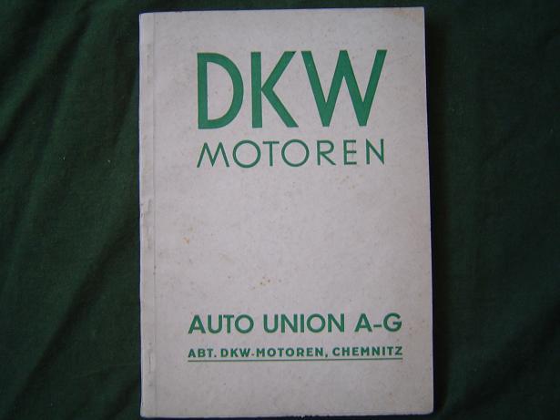 DKW motoren 1935 auto union auto en stationaire motoren