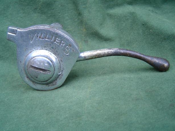 VILLIERS manette 22 mm lever