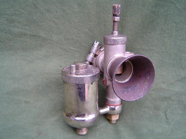 AMAC france 1920's bronze carburateur vergaser carburetter