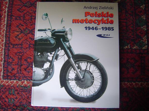 POLSKIE  motocykle  1946 – 1985