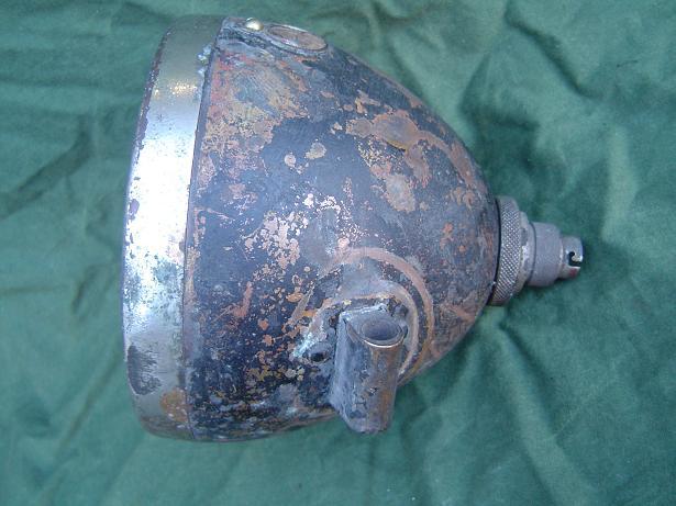 ROTAX headlamp koplamp 1925 Royal Enfield