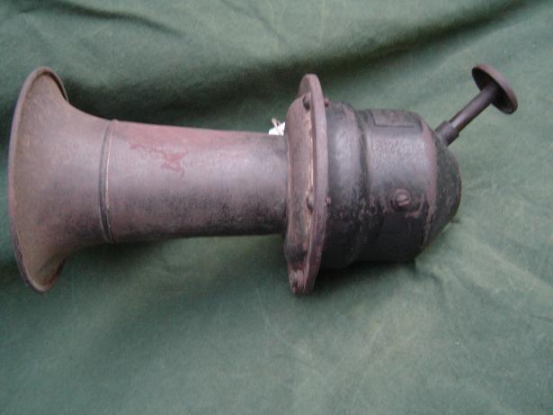 druk claxon HANDSIGNAL 1920's usa horn hupe toeter
