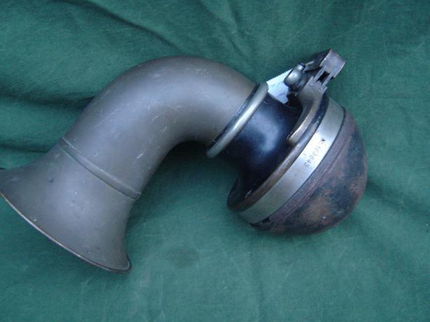 ROBERT BOSCH UIA6 koperen claxon 1920's hupe horn