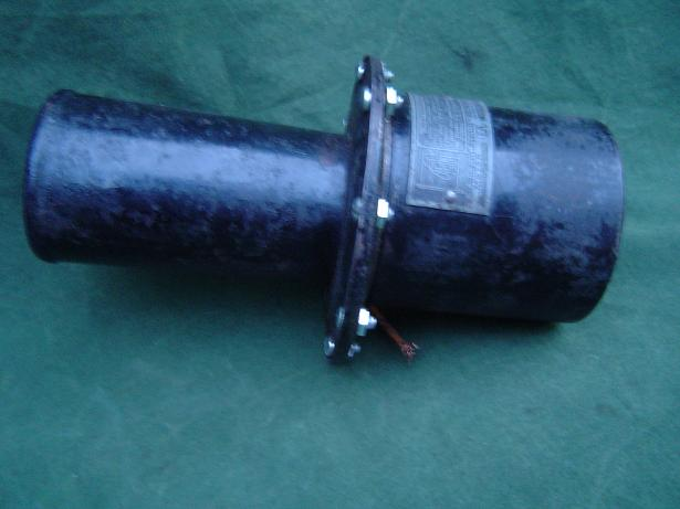 claxon EA laborities USA 6 volt electric motor horn hupe