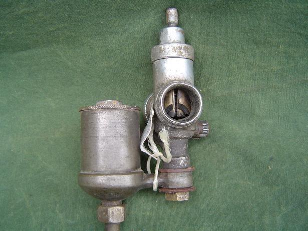 GURTNER carburateur vergaser carburetter type A brons
