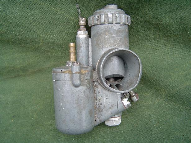 BING 1/26/67 carburateur vergaser carburetter  MAICO ??