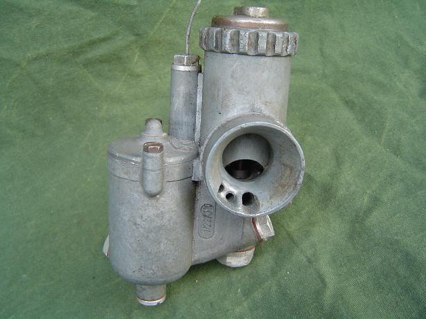 BING carburateur 1/22/110 vergaser carburettor Zündapp Bella ??