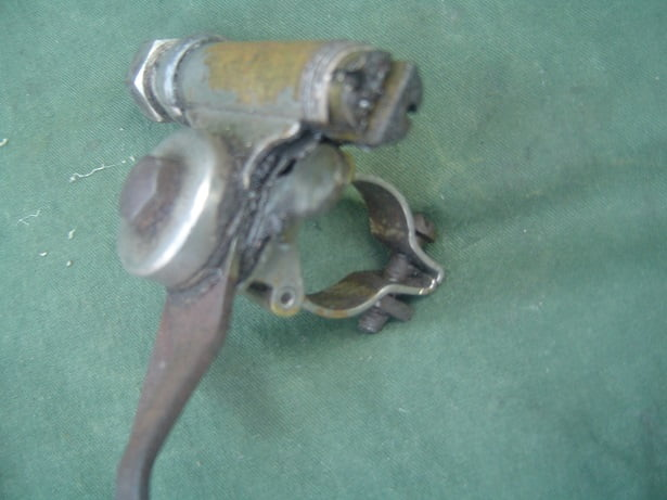 AMAC BOWDEN LICENCE 1920's double lever dubbele manette