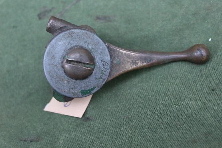 AMAL bronze choke lever choke manette