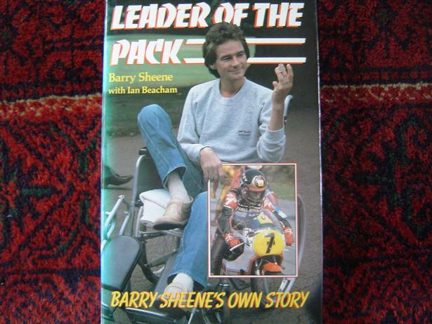 Barry Sheene's own story leader of the pack