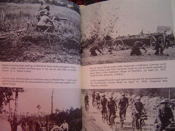 Bicycles in war