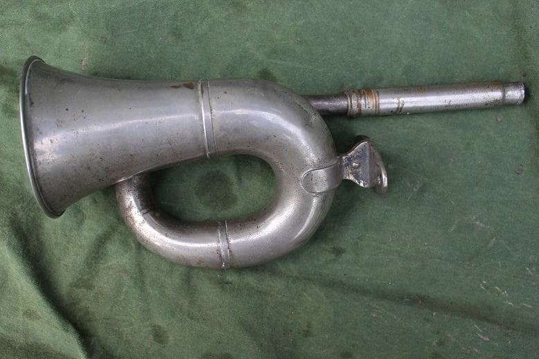 HELLA bal toeter baltoeter bulbhorn  ballhupe 1920's