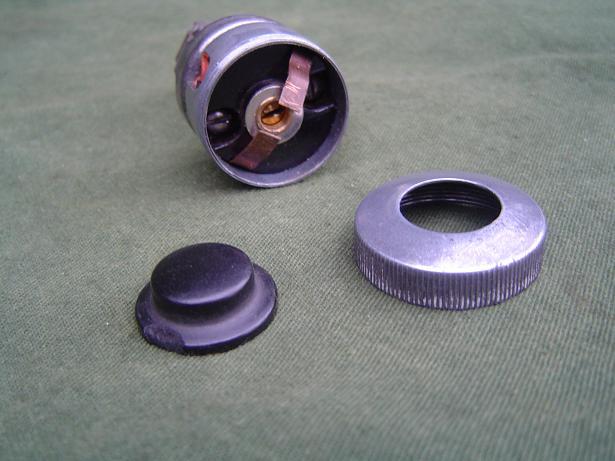 HORN  knob /push Bosch ?? 1930'3 / 1940's  claxon knop