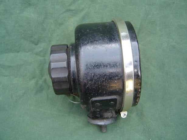 BOSCH  TS100 1930's motorfiets koplamp motorcycle headlamp FN ? HELD  TS 100