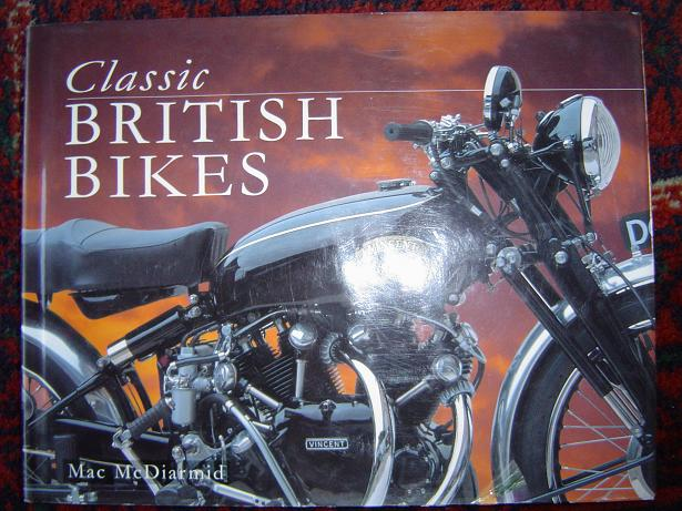 CLASSIC british bikes  Mac Macdiarmid 1998