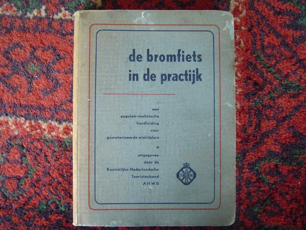de bromfiets in de practijk 1952