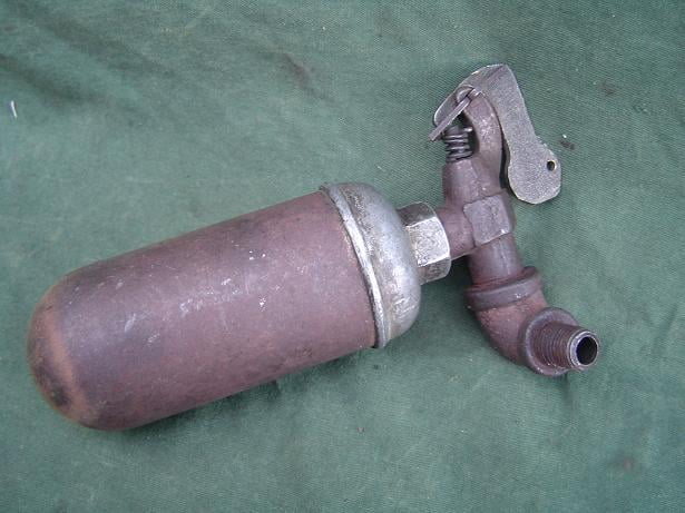 BUELL explosion whistle USA 1920's