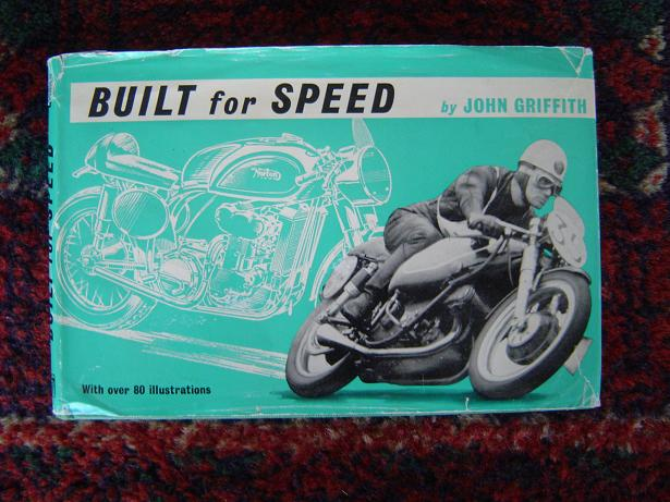 Built for speed  John Griffith 1965