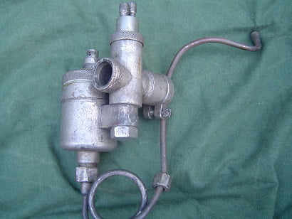 AMAC the Aston motors accessoiries Ltd carburateur carburetter vergaser 1915