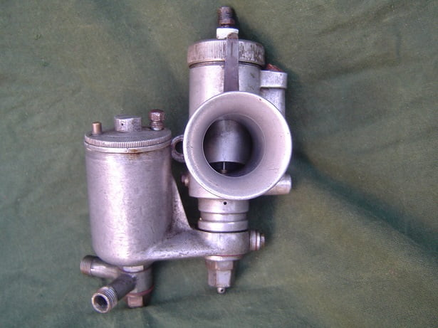 AMAL 10TT9 carburateur vergaser carburettor Amal 10 TT 9 race carb