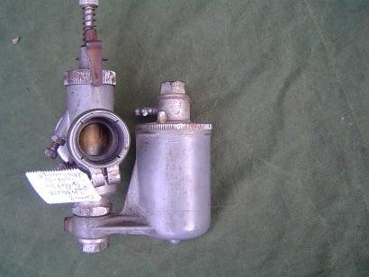 AMAL  274 BQ / 3A  carburateur vergaser   1950 's  300 cc GILLET ??
