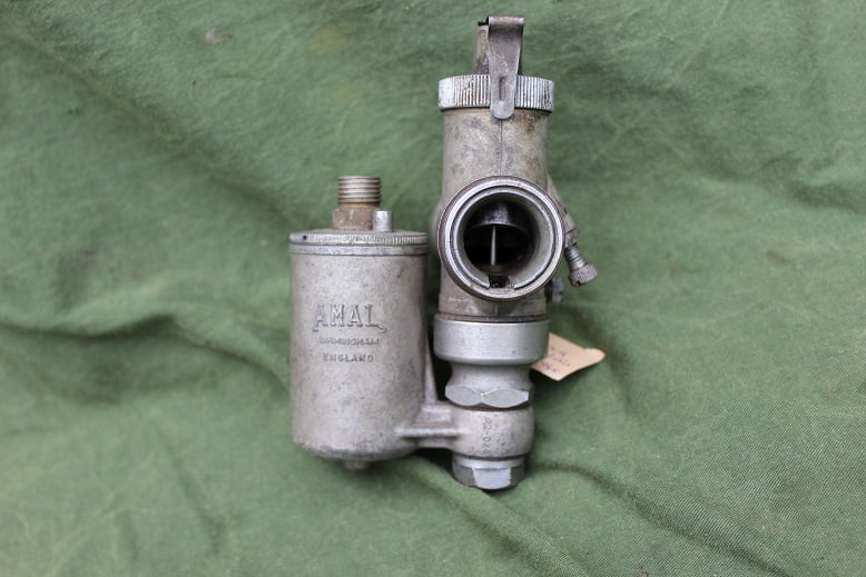 AMAL 274A/4A carburateur vergaser carburettor Royal Enfield 350 cc WD