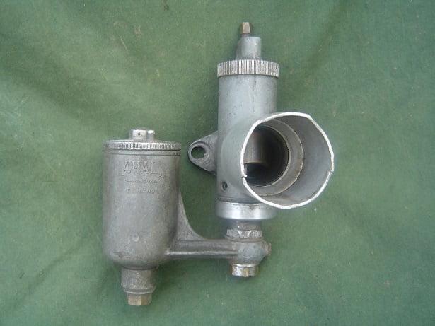 AMAL 89/004  ? carburateur vergaser carburettor  pre war ?