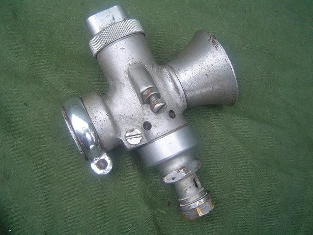 AMAL 4/135 bronze carburettor carburateur vergaser