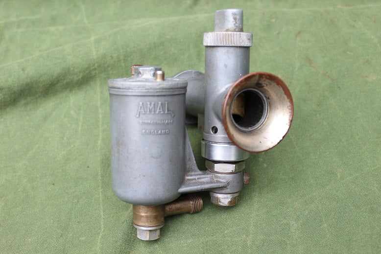AMAL 75 – 145  BSA ? pre war carburateur vergaser carburettor