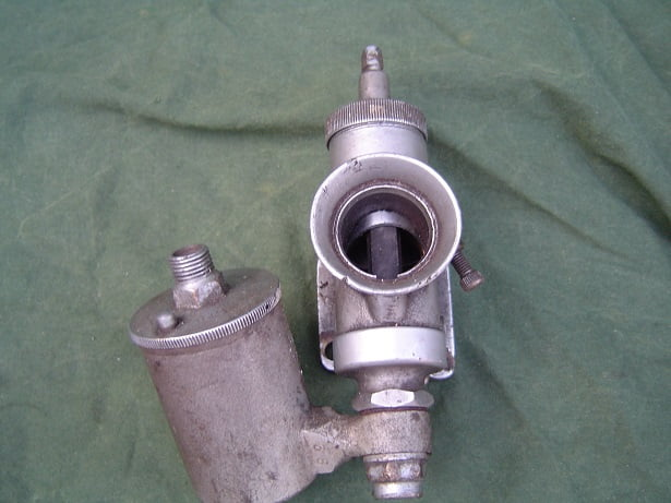 AMAL bronze 206/151R carburettor SCOTT motorcycle ?? carburateur jaren 30