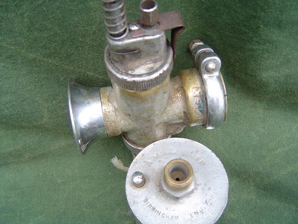 AMAL 275/117 RS bronzen carburateur vergaser carburetter carburettor HELD reserved