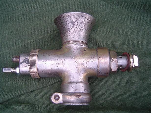 AMAL 8/011 / AMAL GAMATED bronze carburetter carburateur messing vergaser 1930's