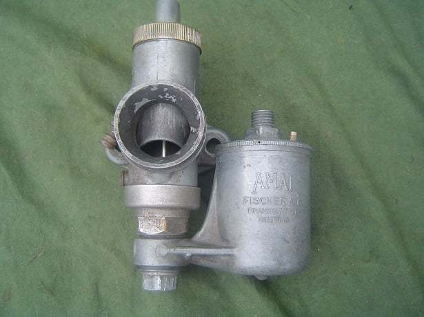 AMAL FISCHER 76 2B  M6/062 carburateur vergaser carburettor