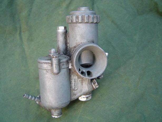 BING  1/22/89  Zündapp Bella carburateur  vergaser 1 / 22 / 89