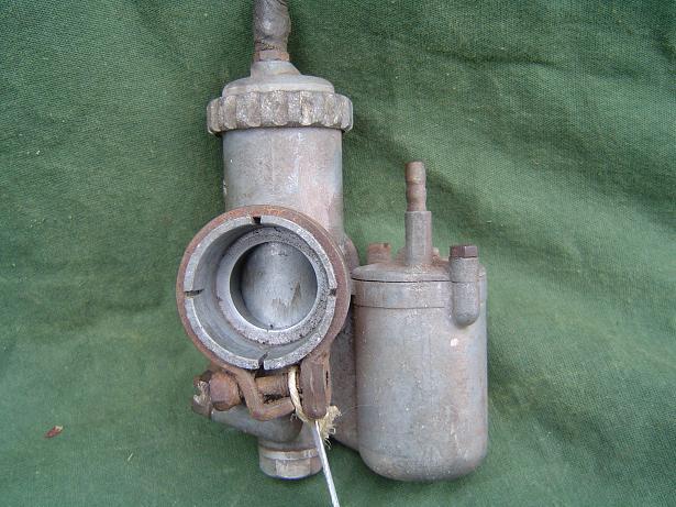 BING   2/24/31 carburateur vergaser DKW RT 200 [2]