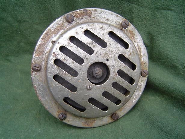 BOSCH horn hupe 1930's   6 volt  claxon