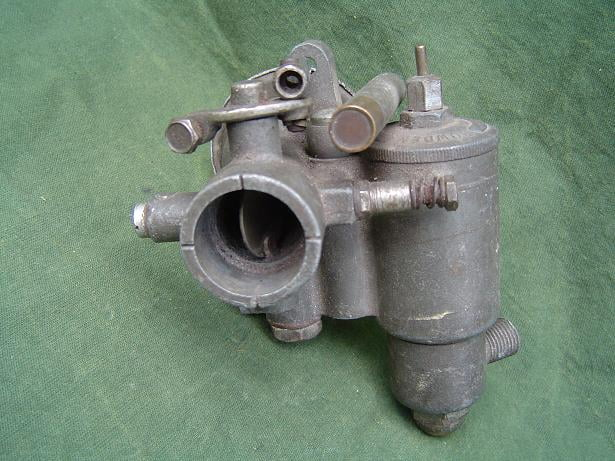 BOWDEN carburateur LH 23 carburetter vergaser nr. 39554