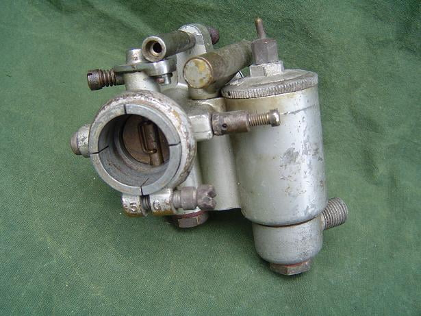 BOWDEN carburateur LH 23 carburetter vergaser nr. 50077