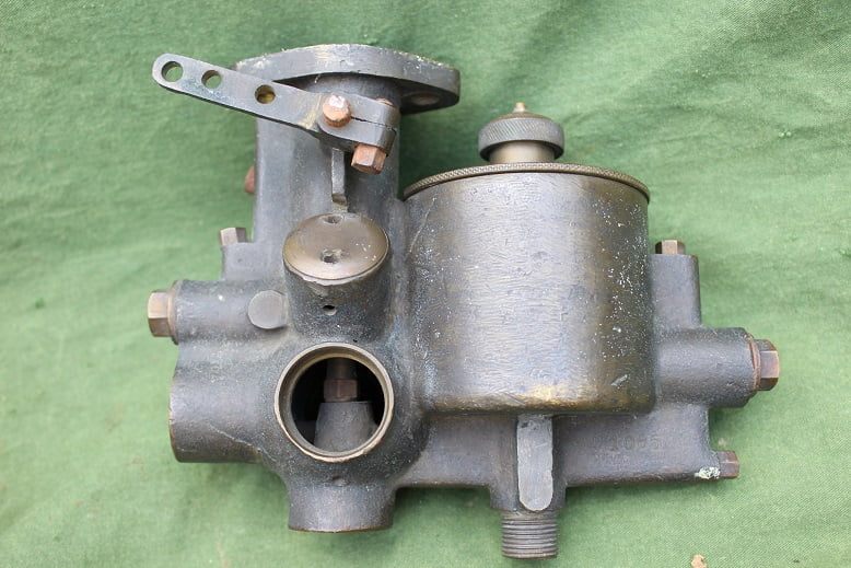 MECO DRP bronze messing vergaser 1900 / 1910 ? pkw ? car ? auto ? stationaire motor tractor ??