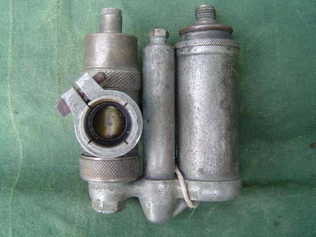 AMAC 30 H-S BRONZEN carburateur carburettor vergaser SIMPLEX ?? 1920's hilfsmotor cyclemotor ?