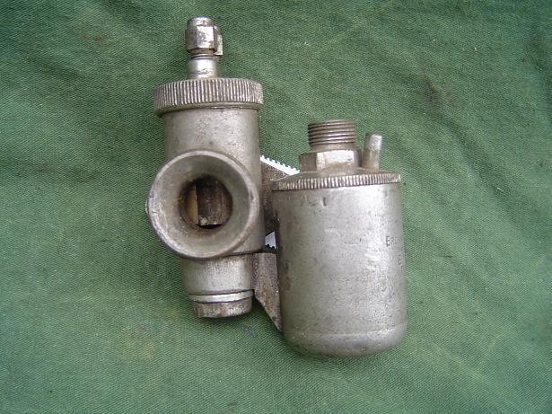 BROWN and BARLOW carburetter 1920's carburateur