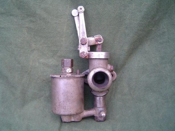 BROWN en  BARLOW carburateur bronze 15 mm vergaser carburetter