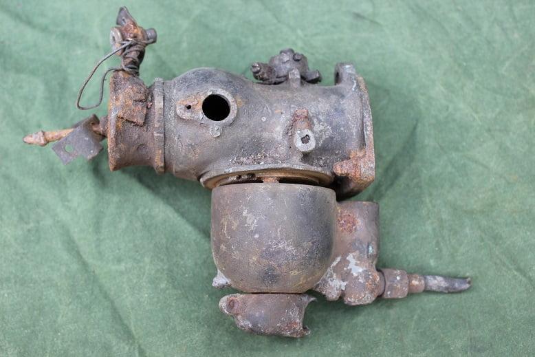 SCHEBLER HX81 ? carburateur vergaser carburettor Harley Davidson 1920's