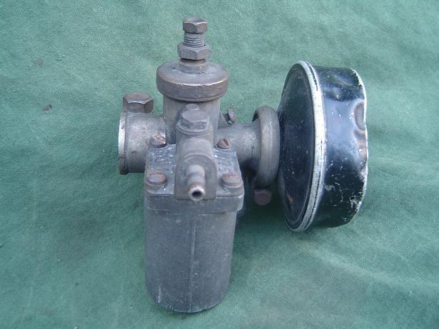 SUM K 5 250 carburateur vergaser bronze 1930's ? BMW R2  ?? SOLD