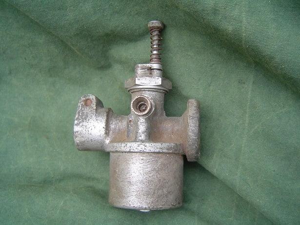VILLIERS ?? AMAL ?? JC542 bronzen  carburatuer vergaser  bronze carburettor JC 542