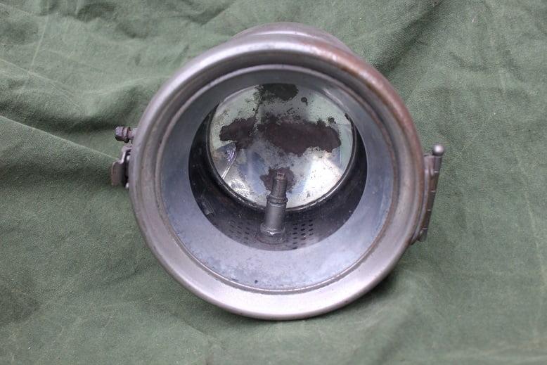 Joseph Lucas ?? carbidlamp acetylene lamp karbidlampe 1920's