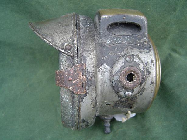 LUCAS NO. 331 carbidlamp acetylene lamp karbidlampe