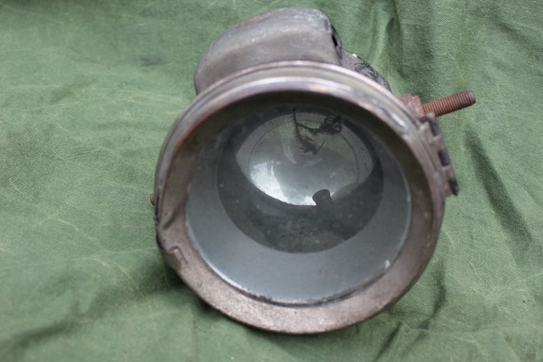 P&H 1920's carbidlamp acetylene lamp karbid scheinwerfer motorcycle